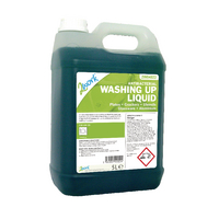 Image for 2Work Antibacterial Washing Up Liquid 5 Litre
