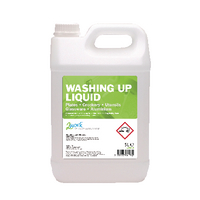 Image for 2Work Economy Washing Up Liquid 5 Litre