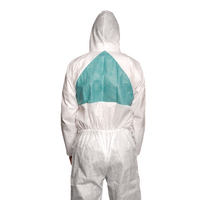 Image for 3M Basic Medium Protective Coverall 4520M