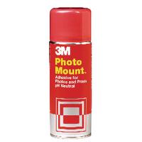 Image for 3M PhotoMount Aerosol Adhesive 200ml HPMOUNT