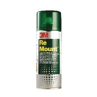 Image for 3M ReMount Creative Spray 400ml REMOUNT