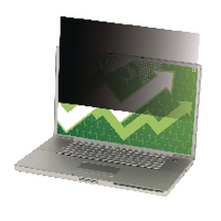 Image for 3M Black Privacy Filter for Laptops 13.3in Widescreen 16:10 PF13.3W