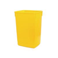 Addis Yellow 60 Litre Flip Top Bin Base 510901