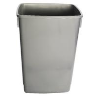 Addis Grey 54 Litre Recycling Bin Kit Base Metallic (3 Pack) 505574