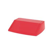 Addis Red 60 Litre Fliptop Bin Lid 512568