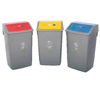 Addis Recycling Bin Kit (3 Pack) 505575/505574