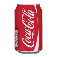 Coca-Cola Soft Drink 330ml Can (24 Pack) 402002