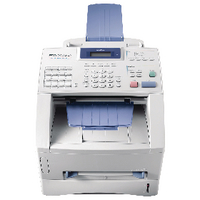 Image for Brother FAX-8360 High-Speed High-Volume Laser Fax Machine White FAX8360PU1