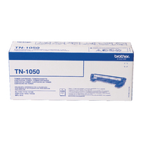 Brother TN1050 Black Laser Toner Cartridge TN-1050