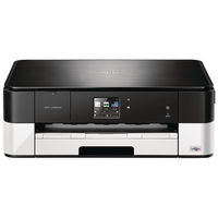 Image for Brother DCP-J4120DW A3 Inkjet All-in-One Printer Duplex Wireless Black DCPJ4120DW