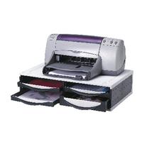 Image for Fellowes Machine Organiser Platinum Grey 24004