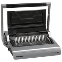 Image for Fellowes Galaxy Manual Comb Binding Machine 5622001 Claim a Fellowes Reward