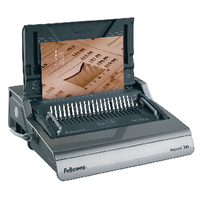 Image for Fellowes Galaxy Electric Comb Binding Machine 5622101 Claim a Fellowes Reward