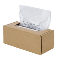 Image for Fellowes Shredder Bags for Automax 300C/500C (50 Pack) 3608401