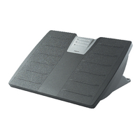 Image for Fellowes Office Suites Adjustable Foot Rest 8035001 Claim a Fellowes Reward