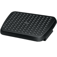 Fellowes Standard Black Adjustable Foot Rest 48121-70