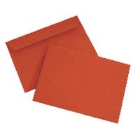 Pillar Box Red C6 Wallet Envelope Peel and Seal 120gsm (250 Pack)