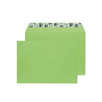 Lime Green C5 Wallet Envelope Peel and Seal 120gsm (250 Pack)