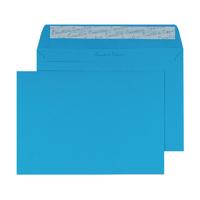 Cocktail Blue C4 Wallet Envelope Peel and Seal 120gsm (250 Pack)