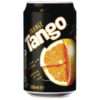 Tango Orange 330ml Can (24 Pack) 3391