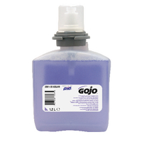 Gojo Premium Foam Hand Soap With Skin Conditioners 1.2 Litre Refill (2 Pack) 5361-02-EEU00