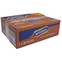 McVities Chocolate Digestive Biscuits Twin Pack (48 Pack) A07384