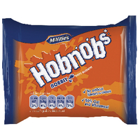 McVities Hobnobs Biscuits Twin Pack (48 Pack) A07383
