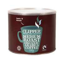 Clipper Organic Medium Roast Instant Coffee 500g A06762