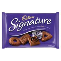 Cadbury Signature Biscuits 250g 15388
