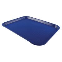 Tea Tray Plain Blue 445x330mm KAF15080