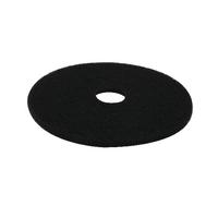 3M Floor Pads 17 Inch 430mm Black (5 Pack) 2NDBK17
