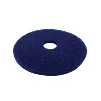 3M Blue 17 Inch 430mm Floor Pad (5 Pack) 2NDBU17