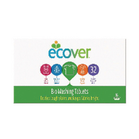Ecover Laundry Tablets (32 Pack) 1012132