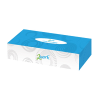 Image for Facial Tissue 100 Sheet Cream Box (36 Pack) KMAX10011