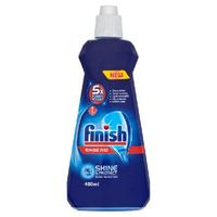 Finish Shine and Dry Rinse Aid 400ml 1002117