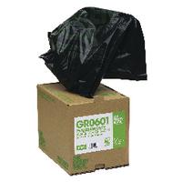 The Green Sack Black Compactor Sack in Dispenser (40 Pack) VHPGR0602