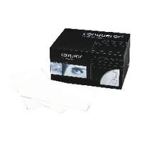 Conqueror Laid 110x220mm Bright White DL Wallet Envelope (500 Pack) CXN1625DW