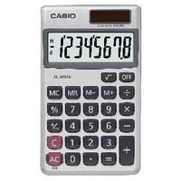 Image for Casio Pocket 8-Digit Calculator SL-300V-S-GH