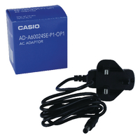 Image for Casio Printing Calculator Mains Adaptor AD-A60024SEP1OPI