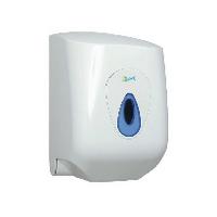 2Work Lockable Centrefeed Hand Wiper Dispenser DS922E