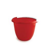 Red 10 Litre Bucket BUCKET.10R
