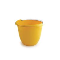 Yellow 10 Litre Bucket BUCKET.10Y