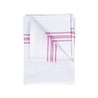 White Cotton Tea Towel 190 x 290mm (10 Pack) 102810