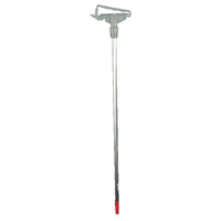 Red Kentucky Mop Handle With Clip VZ.20511R/C