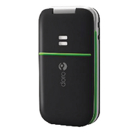 Doro Easy 410GSM Big Button Black Phone