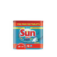 Diversey Sun Professional All in 1 Dishwasher Tablets (200 Pack) 7515858