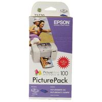 Image for Epson T5734 Black/Cyan/Magenta/Yellow Inkjet Cartridge Paper (4 Pack) C13T573040 / T5730