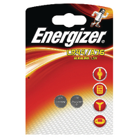 Energizer Speciality Alkaline Battery A76/LR44 (2 Pack) 623055