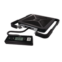 Image for Dymo Black S50 Shipping Scale 50kg UK S0929050