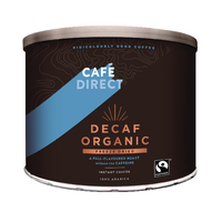 Cafedirect Medium Roast Decaffeinated Instant Freeze Dried Coffee 500g TW141002